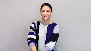女優の小雪が、ブルガリによるのオンライントークセッション「CONVERSATIONS FOR HOPE」に動画メッセージを寄せた。 イベントは、新型コロナウイルス感染拡大により ...