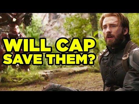 Avengers 4 CAP'S MISSION REVEALED? Stark Phone Explained! en streaming