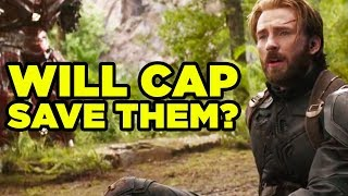 Avengers 4 CAP'S MISSION REVEALED? Stark Phone Explained!
