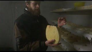 видео: В гостях у сыровара и его сырный погреб