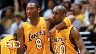 Kobe Bryant was like a little brother to me - Gary Payton | SportsCenter