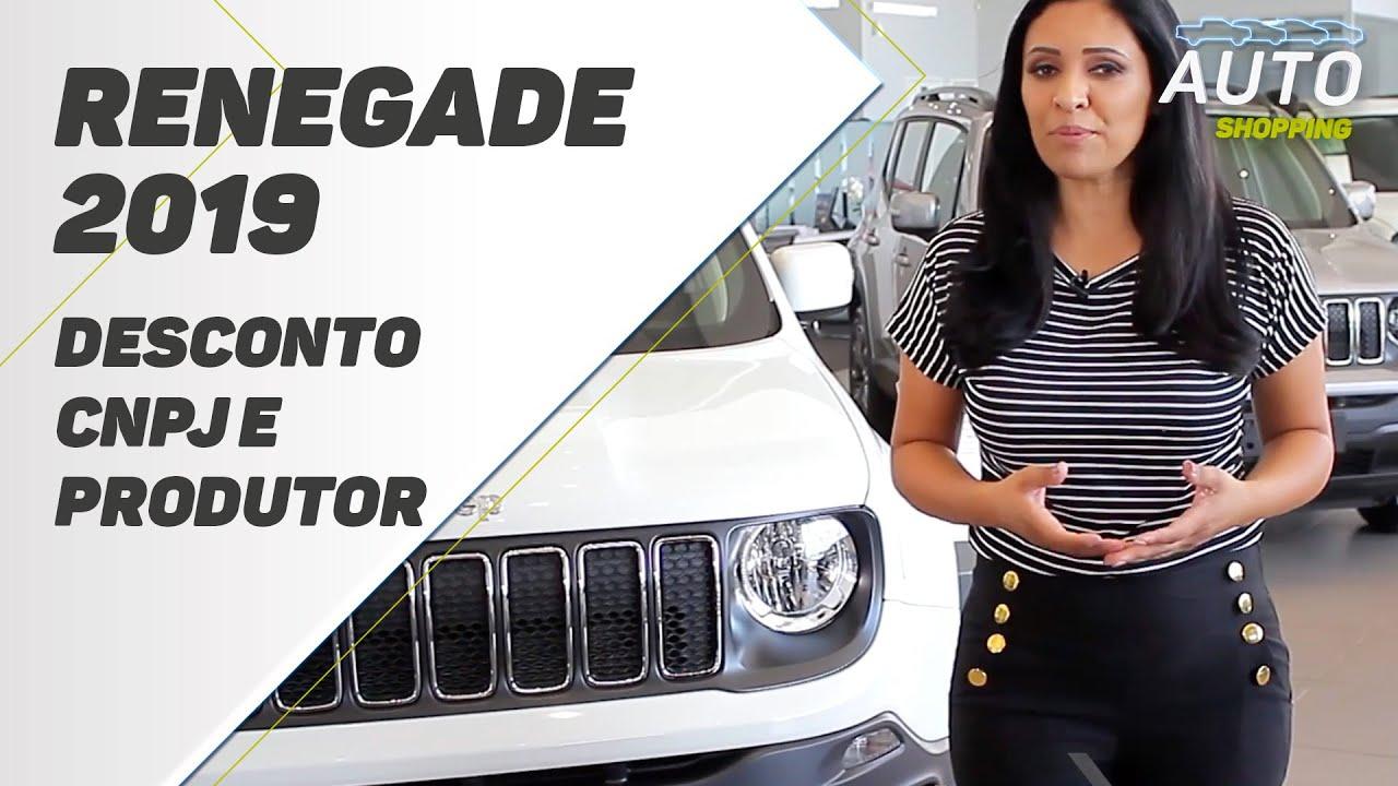 Jeep Renegade 2019 Venda Direta Cnpj E Produtor Rural Youtube