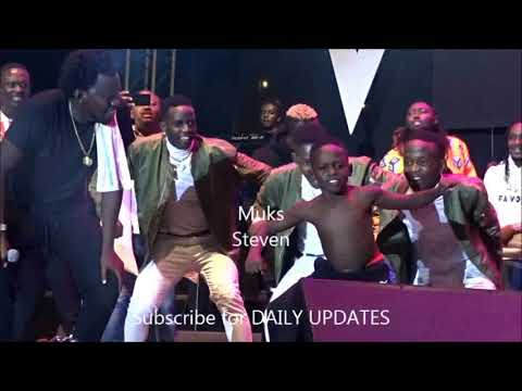 Levixone and The tripplets Ghetto kids perfom Turn the Replay.new ugand an music videos 2018. thumbnail