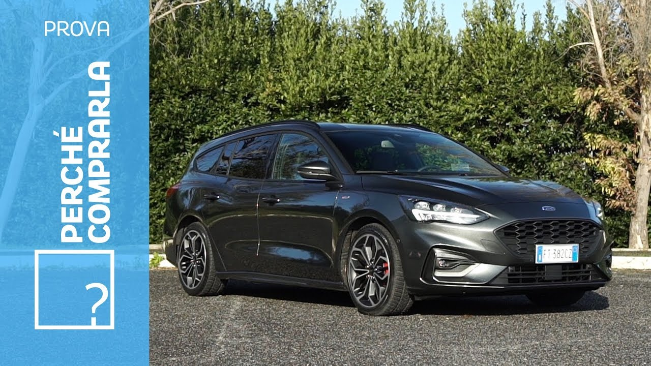 Ford Focus Wagon Perche Comprarla E Perche No Youtube
