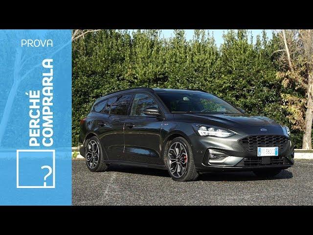 Ford Focus Wagon | Perché comprarla... e perché no