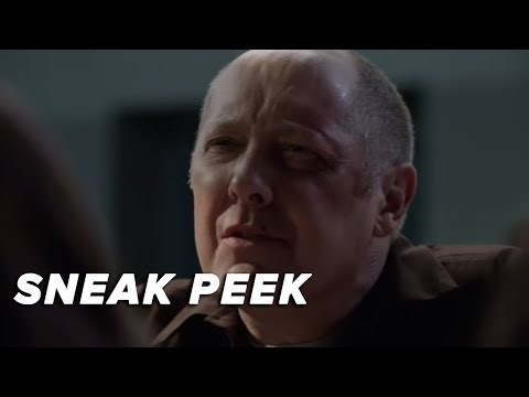 The Blacklist 6x04 Sneak Peek: Red Goes to Prison