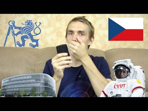 [Учеба в Чехии] Как я поступил в ČVUT (FEL, Kybernetika A Robotika)