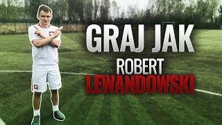Jak grać jak ROBERT LEWANDOWSKI?    LIS POLA KARNEGO