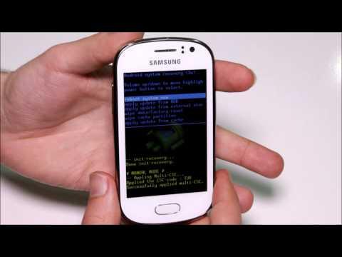 Samsung S6810 Galaxy Fame Modeline Nasıl Format Atılır?