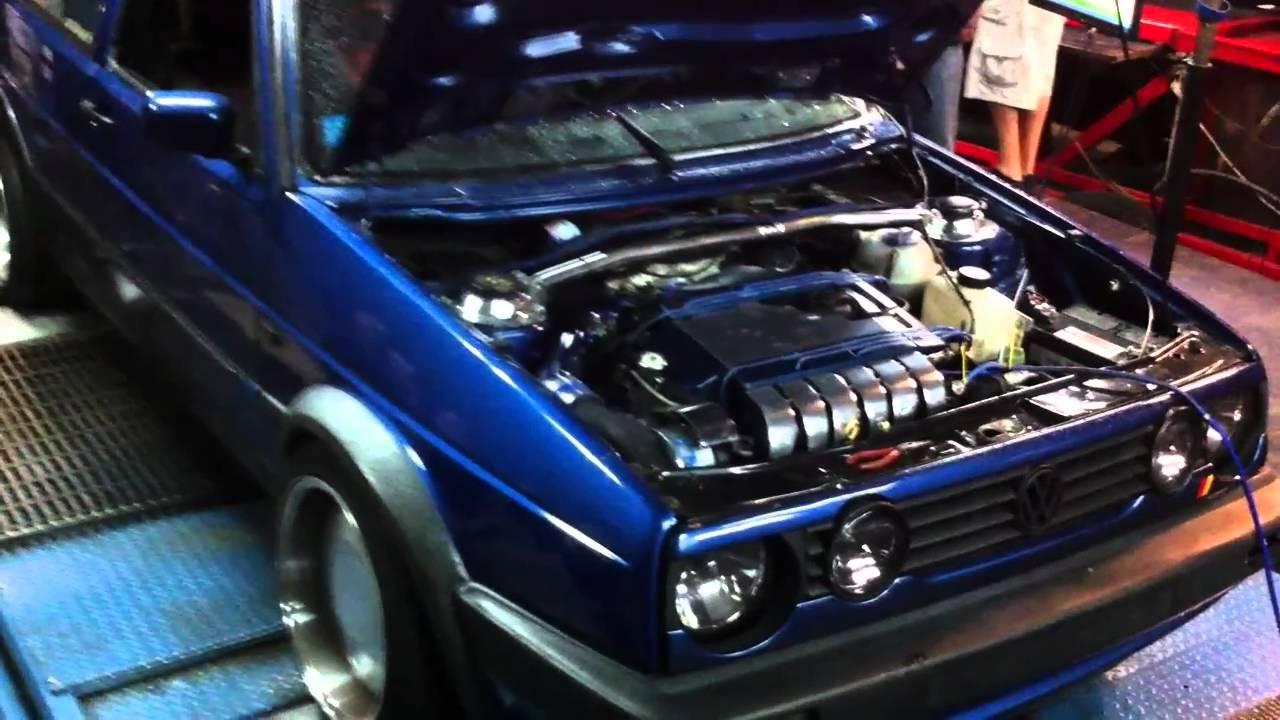 Gabis GTI MK2 VR6 Supercharger  YouTube