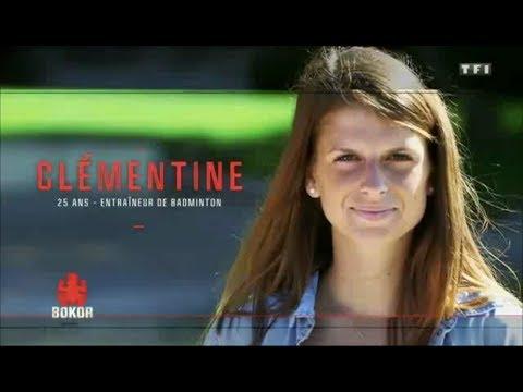 parodie Koh lanta 2017 le portrait de Clémentine