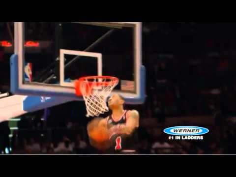 2013 - Chicago Bulls - Derrick Rose - On The Way