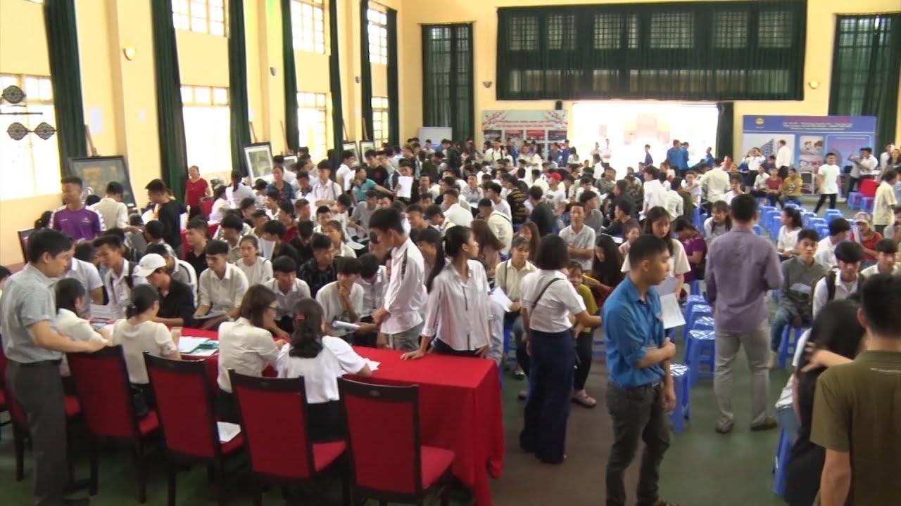 Hàng nghìn học sinh, sinh viên Lào Cai lựa chọn học nghề thay vì học đại học