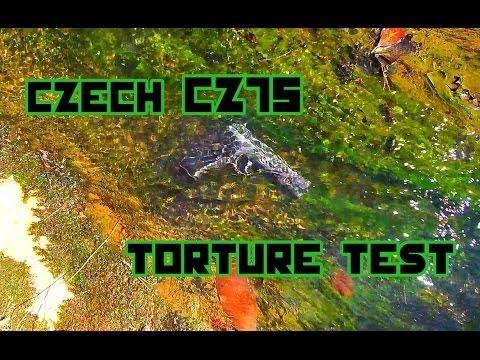 Czech CZ75 Torture Test