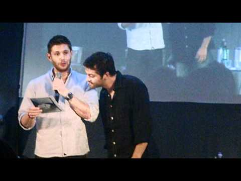 JIB3 -  100 - Misha's resume listing 'acting on camera' under his special skills