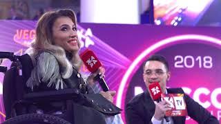 Julia Samoylova in BBOSW for EUROVISION 2018