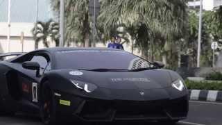 Lamborghini Club Road Show To Bandung
