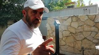 День вкусного сурка. Сурок в казане с овощами. is preparing an Armenian