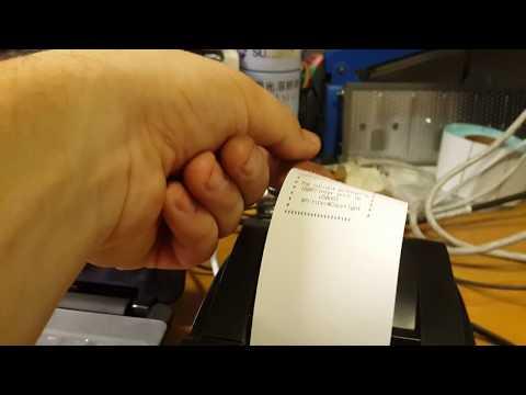 Инструкция по установке драйвера принтера Xprinter XP-58