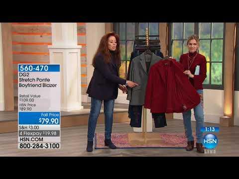HSN | Diane Gilman Fashions 09.17.2017 - 11 AM