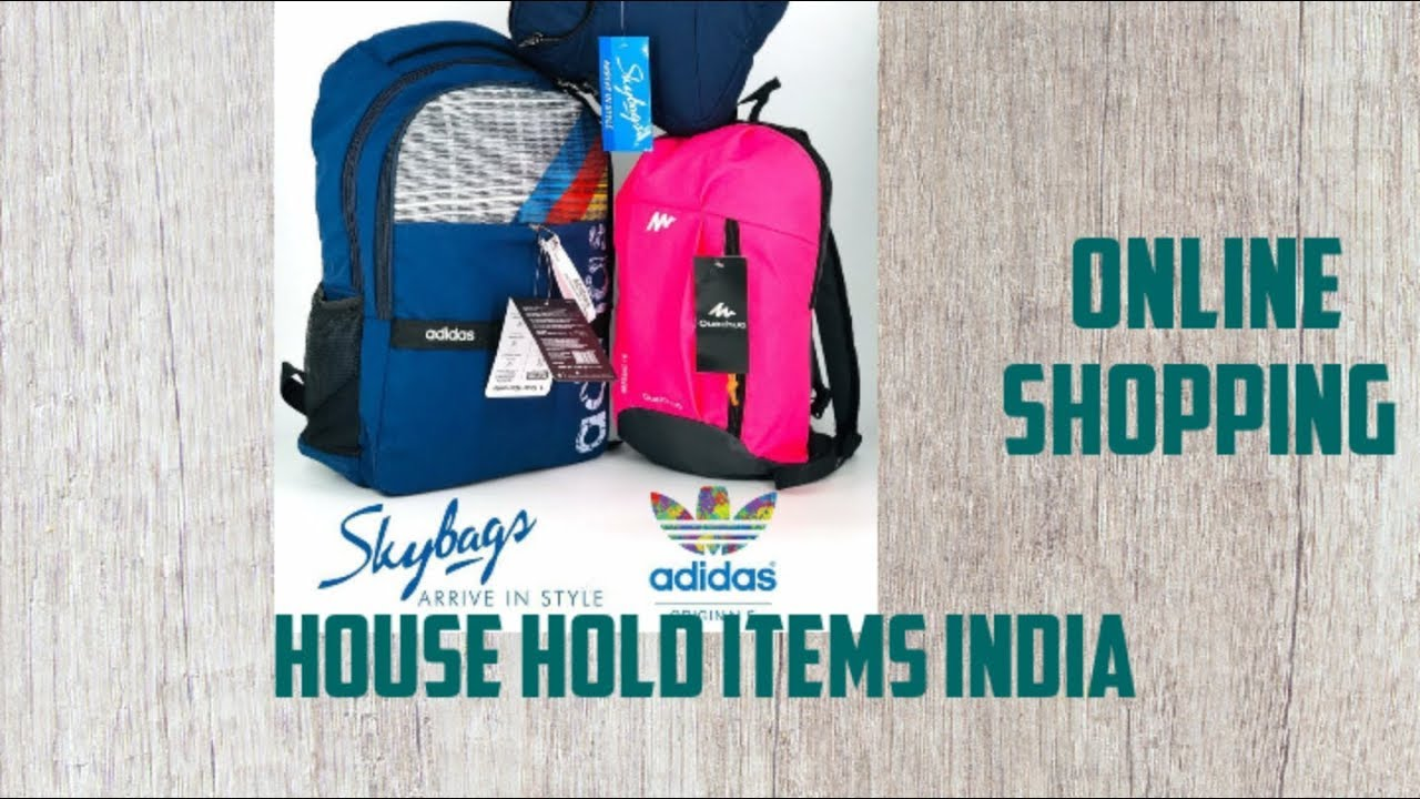 f5fe76ff07146 Adidas Bags Online India | The Shred Centre