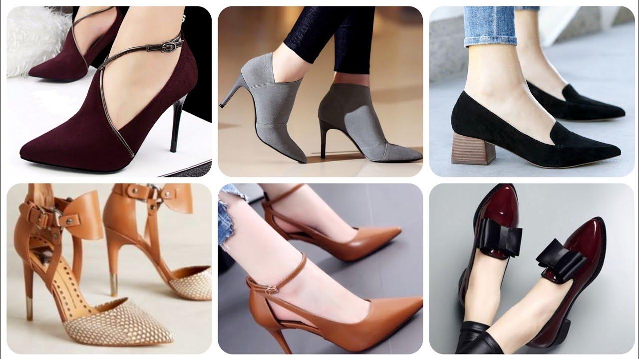 Office Wear Shoes Ideas High Heels