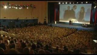 67 mostra del cinema cerimonia di premiazione