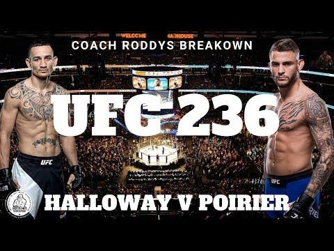 Coach Roddy Breakdown - UFC 236 Holloway v Poirier