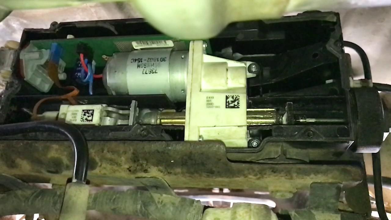Parkbremse Land Rover Discovery 3 4 Ohne Einstellung