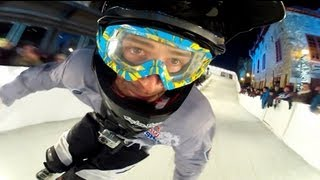 GoPro: Red Bull Crashed Ice 2012 – Downhill Ice Cross