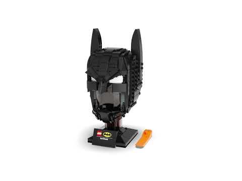 DC Comics - LEGO Batman Cowl - Video