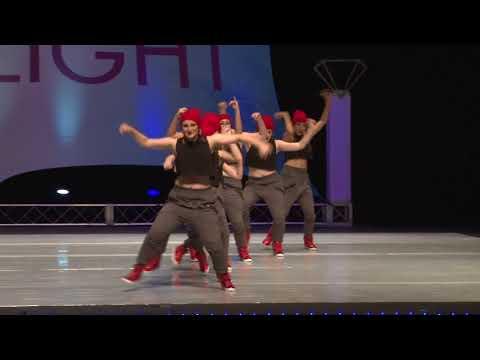 Best Hip-Hop/Jazz Funk // MOVE - Elite Dance Academy [Fresno, CA]