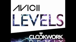 Sandro Silva & Quintino vs  Avicii & Clockwork   Epic Levels (Jilleg Mashup)