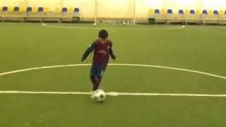 Тренировка в Барса БГ - София(training in Barca BG Sofia)