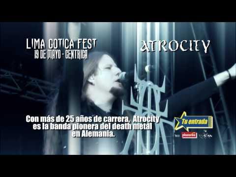 REEL LIMA GOTICA FEST 2015