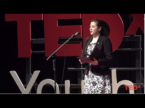 Faith, Hope, and Charity | Lexi Shaner | TEDxYouth@Louisburg