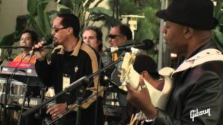 """Fire On The Bayou"" by The Meters Experience at NAMM 2012"