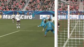 Pro Evolution Soccer 2014 [PC] Gameplay - Goals, Skills, and Highlights Compilation