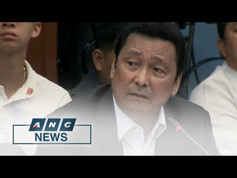 PH Senator Lapid questions ABS-CBN on employees' benefits, issues hounding franchise | ANC
