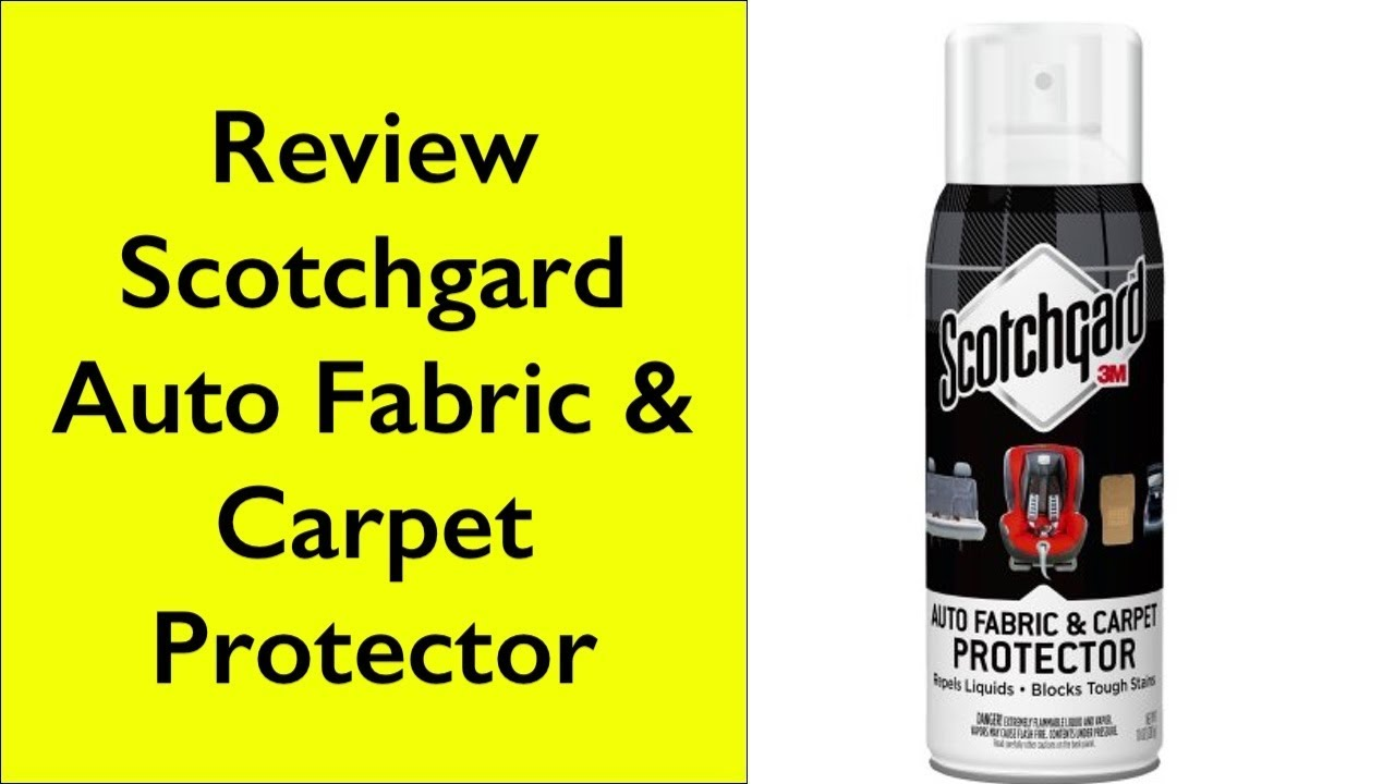scotchgard auto fabric carpet foaming cleaner floor matttroy. Black Bedroom Furniture Sets. Home Design Ideas