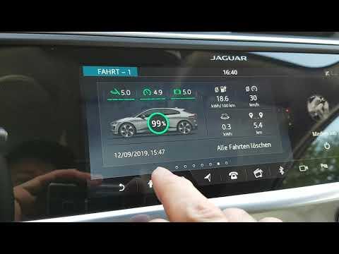 Jaguar I Pace HSE vs.  I Pace S:  Energy consumtion