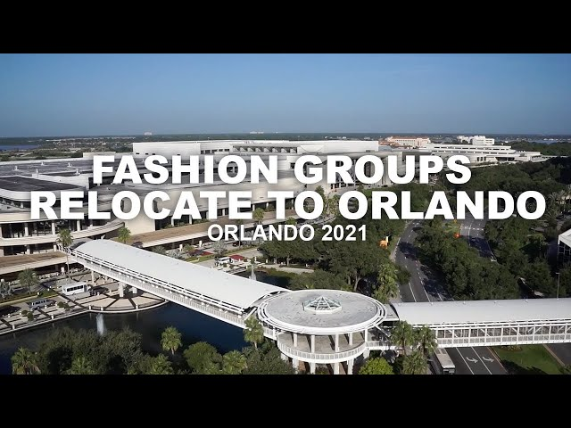 Fashion Groups Relocate to Orlando to Host First-ever Pop Up Event | Orlando Meetings & Conventions