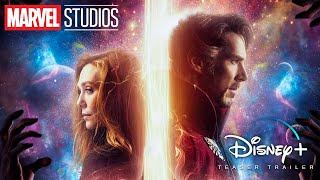 Download DOCTOR STRANGE IN THE MULTIVERSE OF MADNESS Trailer #1 HD | Benedict Cumberbatch, Tom Holland