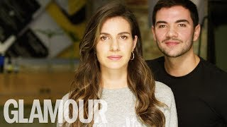 How To Get Amal Clooney's Blow Dry - Tips From Amal's Hairstylist Miguel Perez | Glamour UK