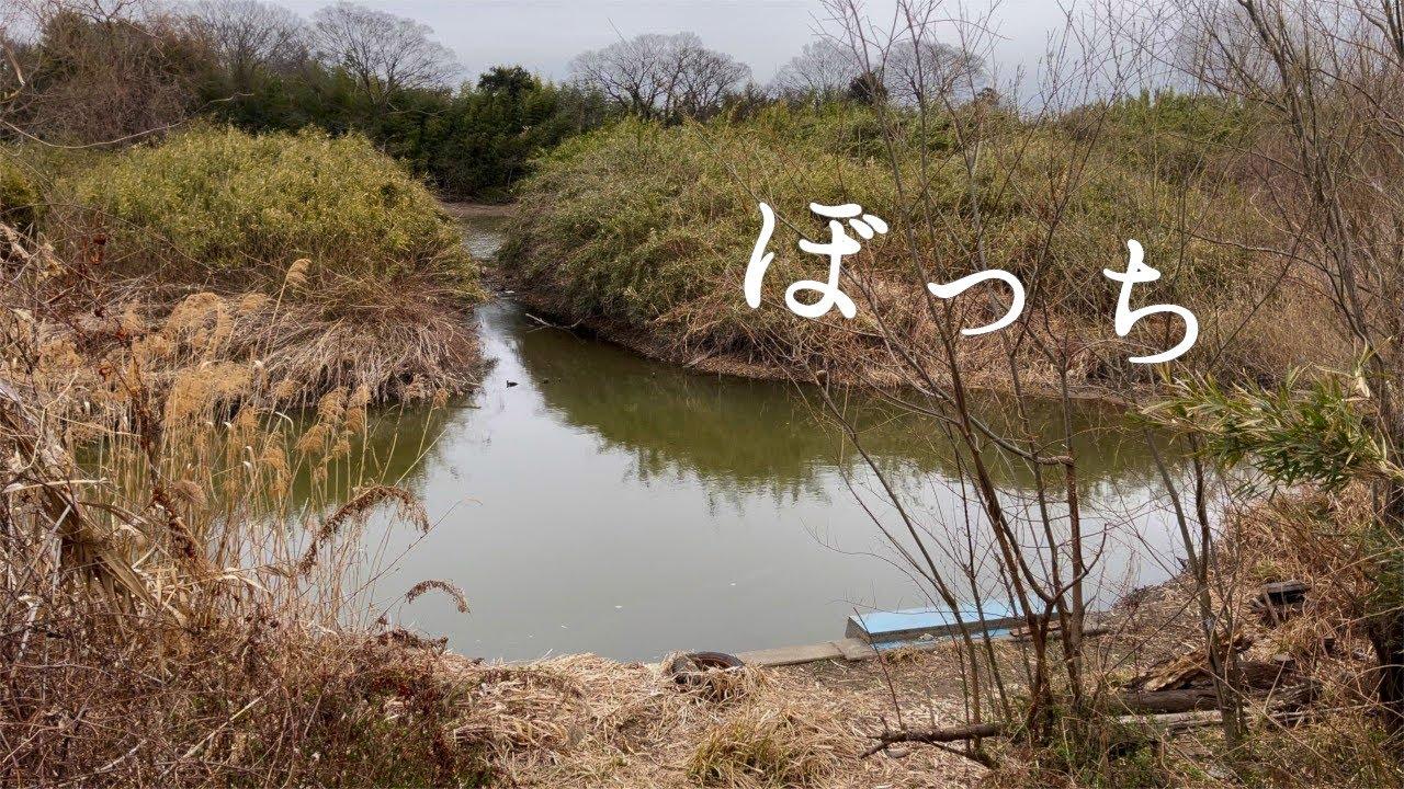 ぼっち池  小物釣り フナ
