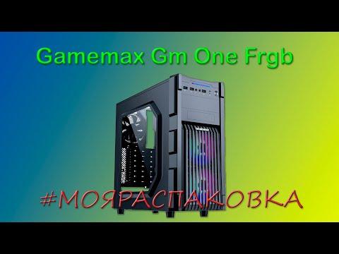 Корпус GameMax GM-ONE FRGB Black