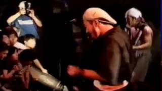 cocobat live at antiknock 1996-8-28 ''Earth Crisis'' japan tour 199...