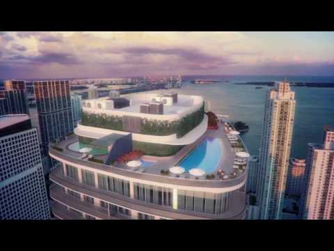 SLS Lux Penthouse Concept and Vision