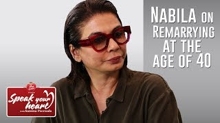 We Bet You Have Never Seen Nabila Like This Ever | Speak Your Heart with Samina Peerzada