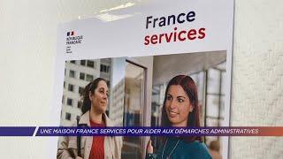 Yvelines | Une maison France Services pour aider aux démarches administratives